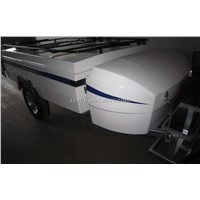 off road side fold high quality fiberglass camper trailer and camping trailer RC-FC-11