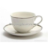 porcelain coffee set, coffee cups and saucers, bone china coffee mugs