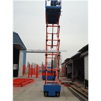 self propelled scissor lift table 12 meters lifting height