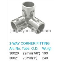 stainless steel rail fittings
