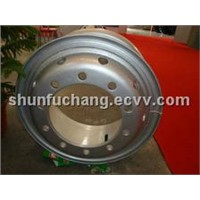wheel rims for truck bus