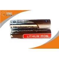 1.5V AAA/L92 Primary Lithium Battery with High Rate