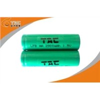 1.5V AA 2900mAh LiFeS2 Primary Lithium Battery
