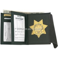 ID Card Holder, Security Badge Holder & Military Badge Holders