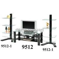 TV STAND & Audio rack/shelf# 9512 , 9512-1
