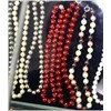 Shell Pearl Loose Beads Necklace (E513)