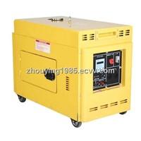 Small Diesel Generator Set