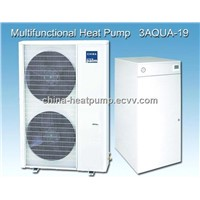 19KW-Smart Combined all in one heat pump