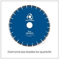 Diamond Saw Blades for Artificial Crystallite & Quartz Stone