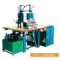 Double Hydraulic High Frequency Machine (TX5000T-A)