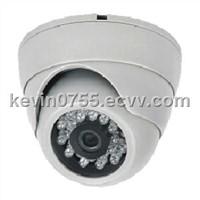 Indoor IR Weatherproof CCTV Dome Camera