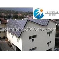 Solar Hot Water Heater Project
