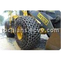 Supply type 35/65-33 protection chains with reasonable price and good quality
