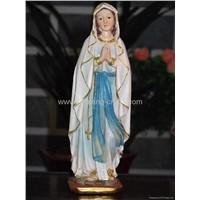 Virgin Mary Figurine