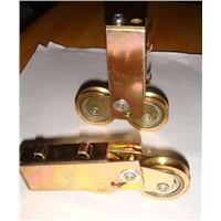 Copper Wheel for Making UPVC Patio Door