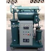 ZYA Highly Effective Vacuum Transformer Oil Purifier