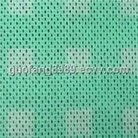 spunlace nonwoven fabric-mesh(NW-SPM)