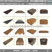 Plastic wood / Polywood / Plywood / Wood Plastic Composite- HIPS Composites / Plastic Lumber