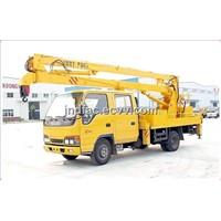 ISUZU Platform Truck (16m)