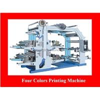 4-color printing machine