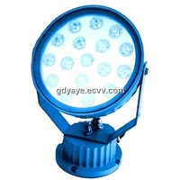 17W Outdoor LED Washer Light (YAYE-TD17RGBC02)