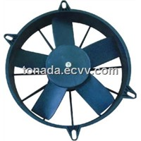 Brushless DC condenser Fan replace SPAL