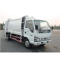 Isuzu Garbage Truck 6CBM