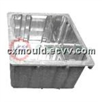 Rotational mold tool box Mould