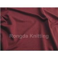 100% Polyester Spun Jersey Fabric