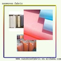 100% pp spunbond non woven fabric for car seat covers