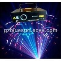 1200mW RGB 445nm Laser Animation 1.2W RGB Laser Light Equipmment