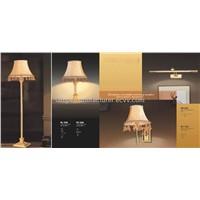 2011 Modern Hotel Floor Lamp MOQ30pcs allowed