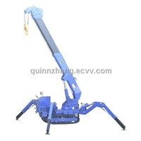 2.85T Mini Crawler Crane