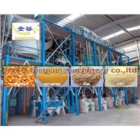 50T Corn flour mill