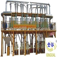 6FTF-78 Ton flour mill food processing machinery