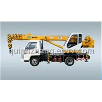 6ton hydraulic truck crane