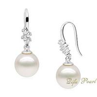 925 Silver Freshwater Pearl Earring (EA0648)
