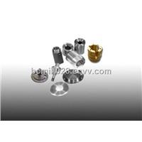 CNC machining precision hardware components