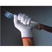 Cut Resistant Safety Knitted Gloves/protective gloves