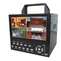 DVR-P824AV H.264 4Ch for ATM DVR