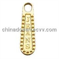 Decorative zipper pulls,2011 popular Fashion accessory Zipper pull,nice designed zipper pull