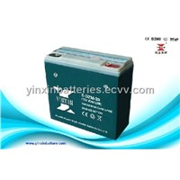 Electric Motorcycle Battery (12V20AH)