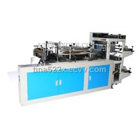 Fully Tutomatic  Disposable Glove Making Machine