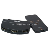 HDMI switch 3x1 mini
