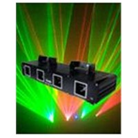 HT-Laser-G2R2 Green & Red 4 head laser