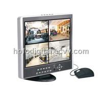 H.264 LCD DVR