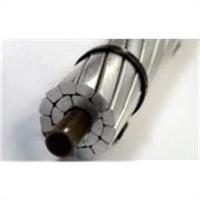 High Strength Carbon Fiber Composite Core Compressed Aluminium Twisted Wire