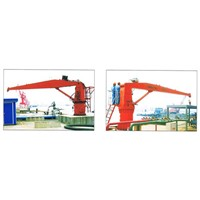Hydraulic Press Anti-Explosion Truck Crane