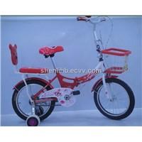 Kids folding bike