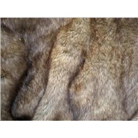 Knitted Faux Fur fabric